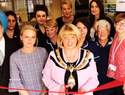 Care At Home Welcomes the Mayor of Warrington