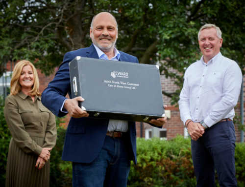 Care in the home provider creates 80 new jobs with help from Reward Finance Group